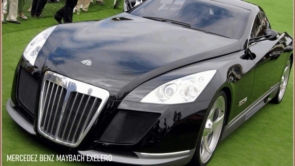 Mercedez Benz Maybach Exelero