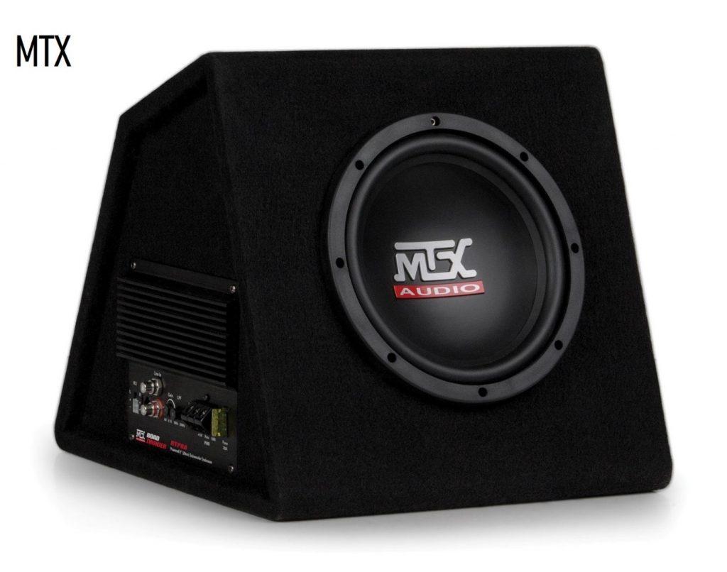 MTX Audio RTP8A