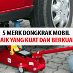 5 Merk Dongkrak Mobil Terbaik Yang Kuat dan Berkualitas