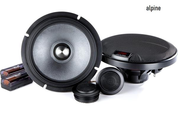 Alpine Component 2 Ways Speaker